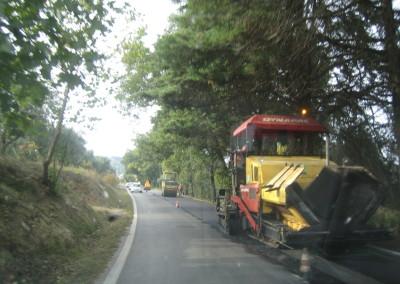 Regularização e/ou Reperfilamento do Pavimento